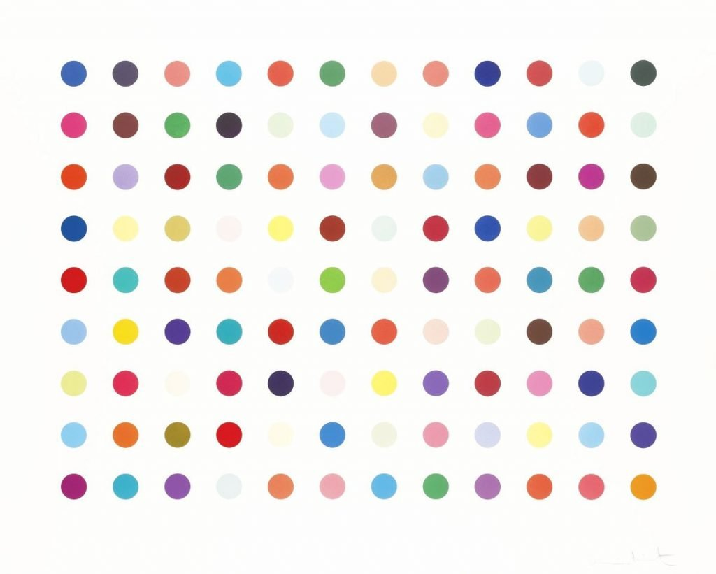 Spot by Damien Hirst   Meaning, Facts & History   MyArtBroker